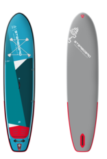 Starboard 2021 Starboard Inflatable SUP 11'2x31x5.5 iGO Zen SC With Paddle