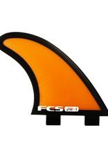FCS FCS JW-1 PG TRI FIN SET