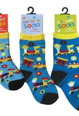 Choo Choo Socks 9-24 Months