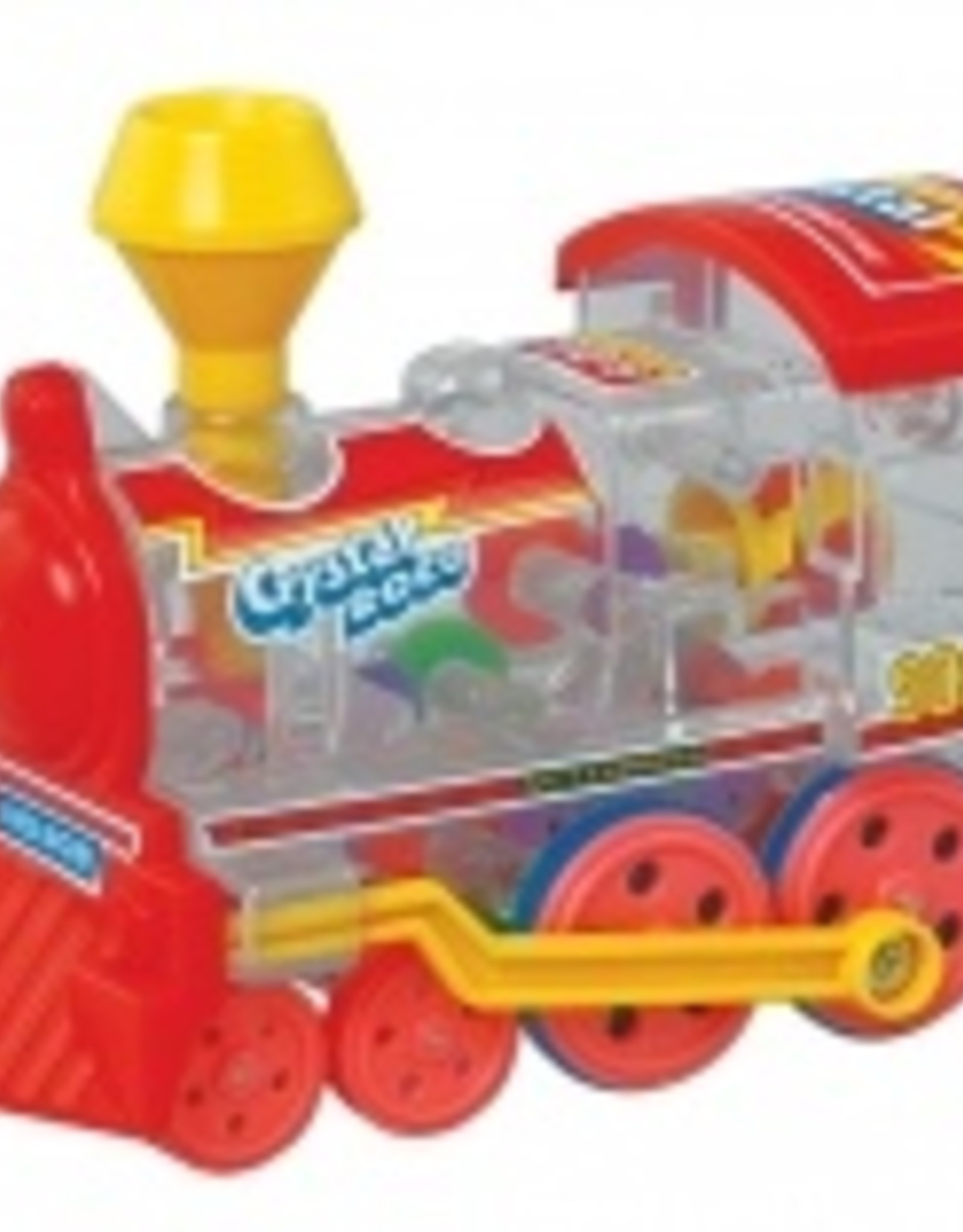 See Through Friction Train