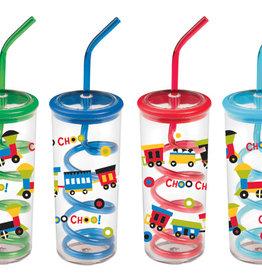 Twisty Straw Cup