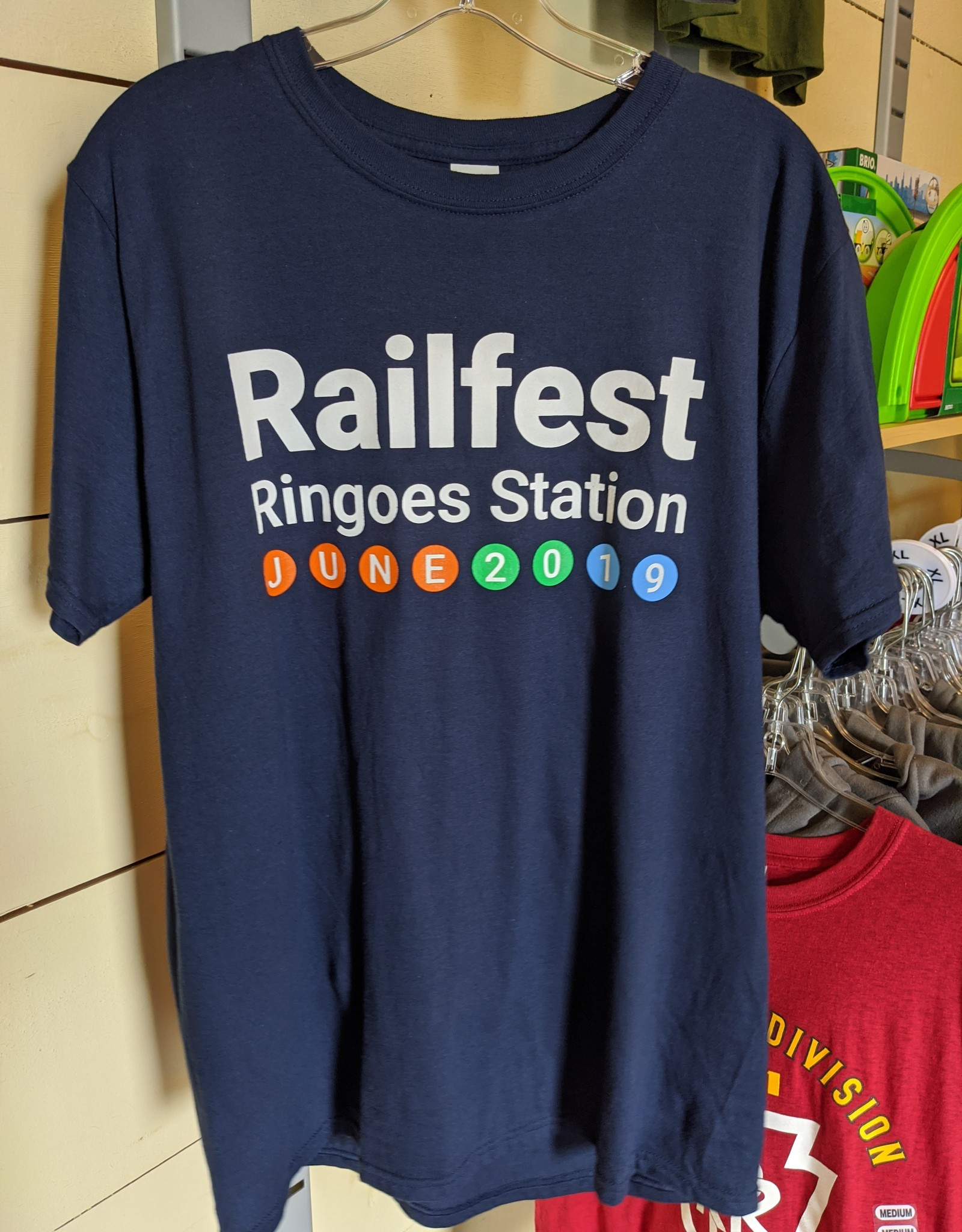 Railfest Shirt – Small