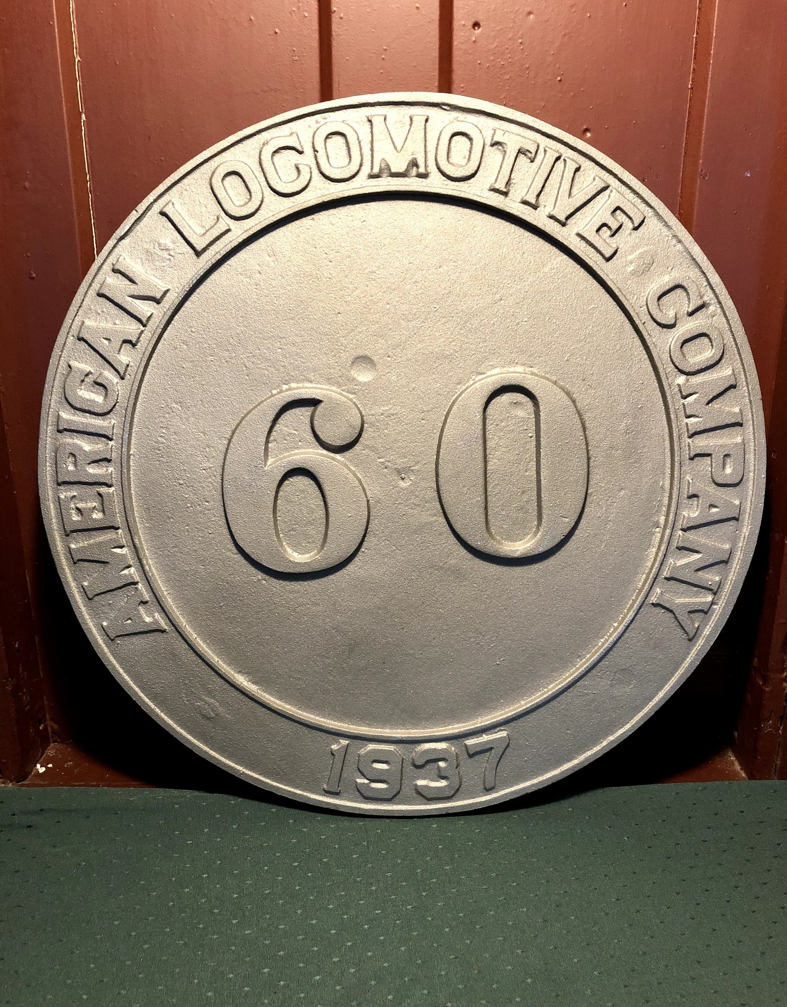 #60 Front Plate