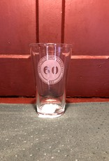 60's Pint Glass
