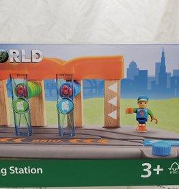 Brio Smart Train Washing Station