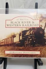 BR&W RR Post Card Book