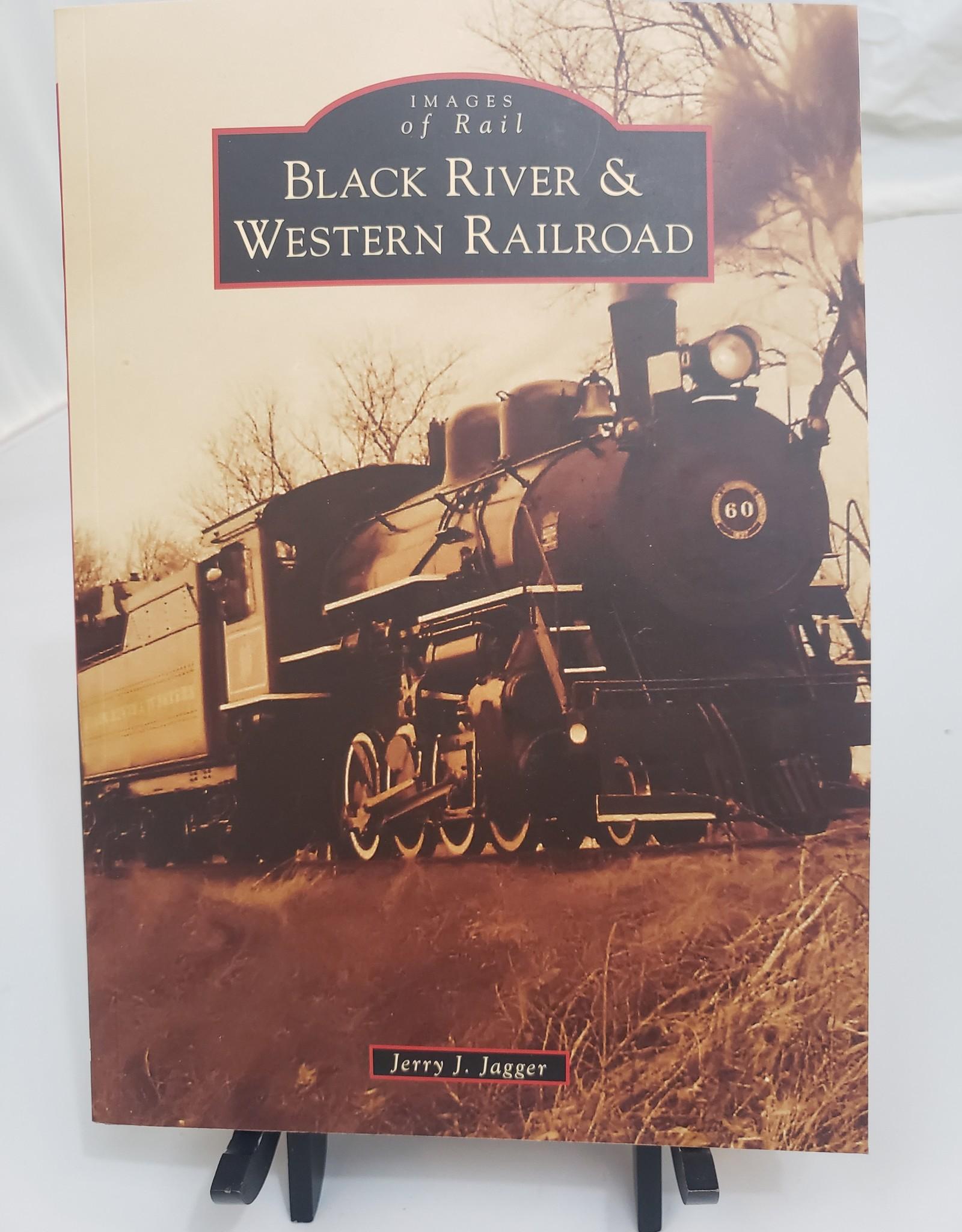 BR&W RR History Book