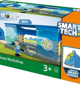 Brio Smart Railway Workshop