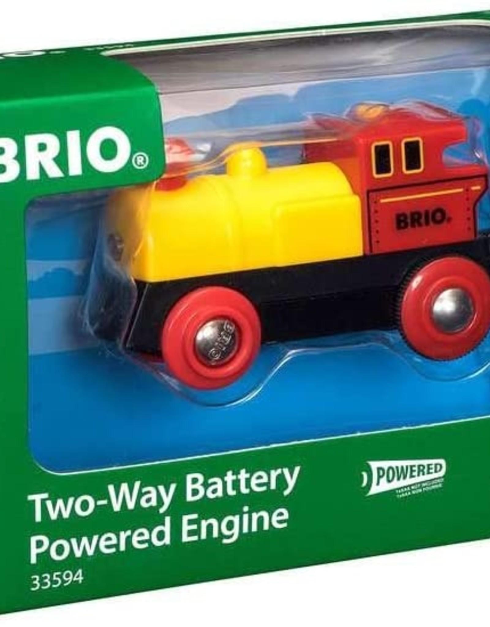 Brio BRIO Two Way Battery-Powered Engine