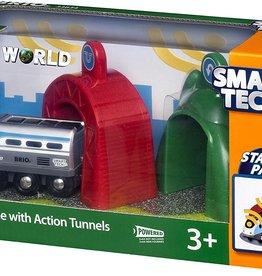 Brio BRIO Smart Engine w Action Tunnels