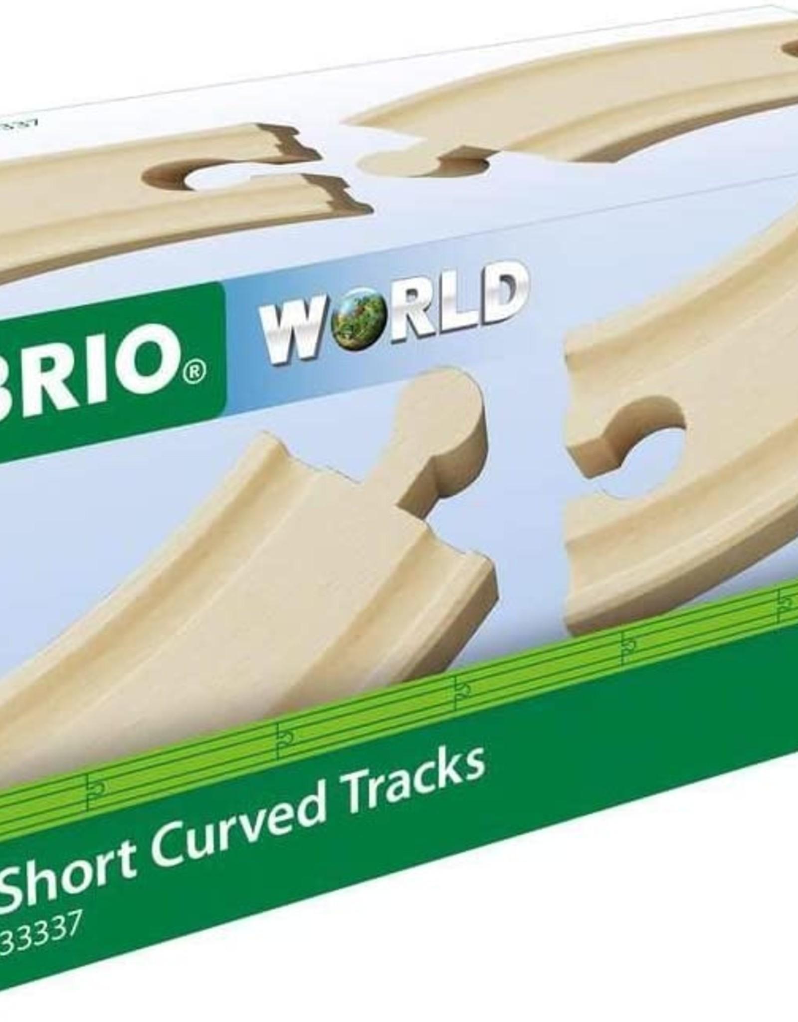 Brio BRIO Short Curved Track