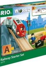 Brio BRIO Railway Starter Set Train Set
