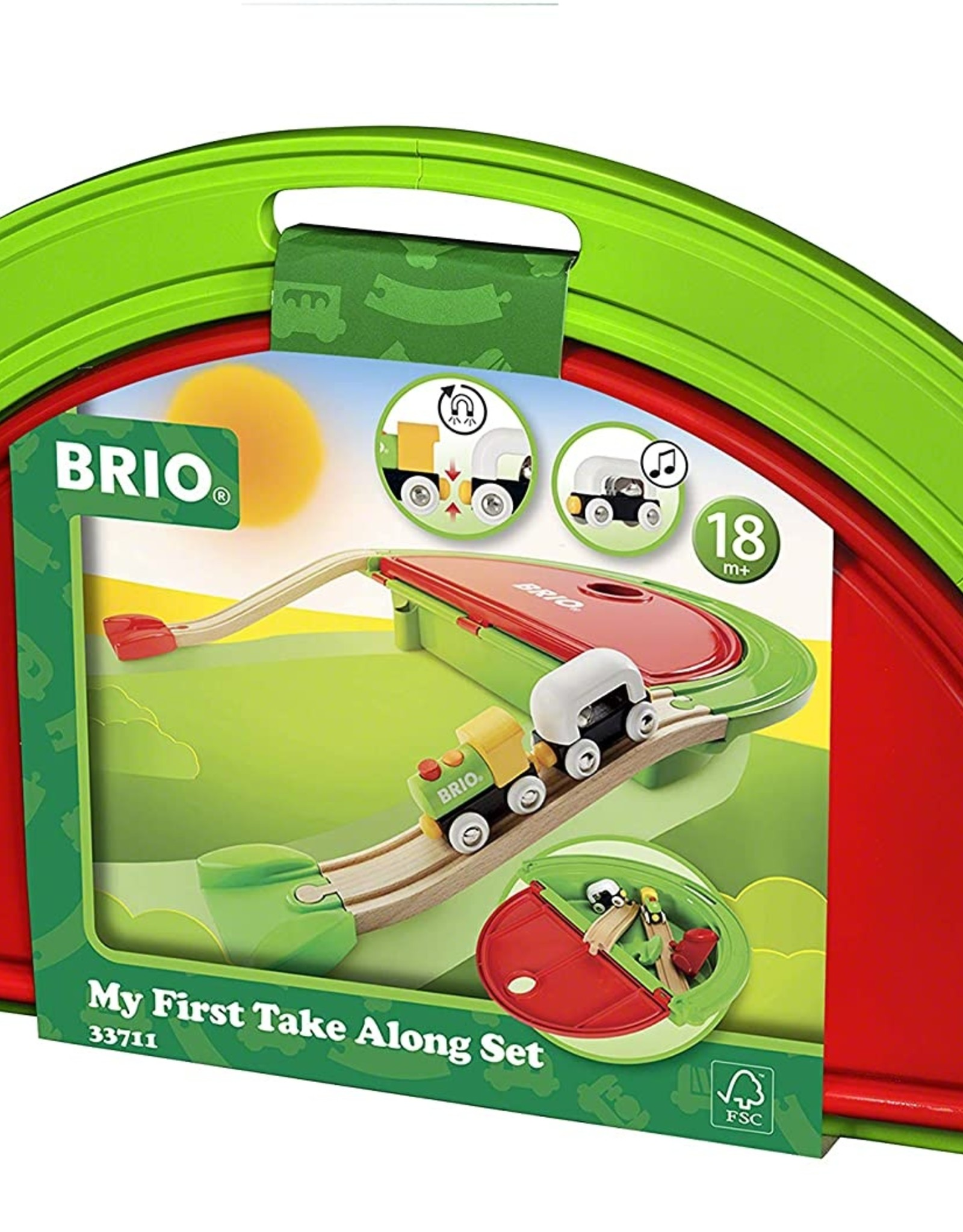 Brio BRIO My First Take Along Set