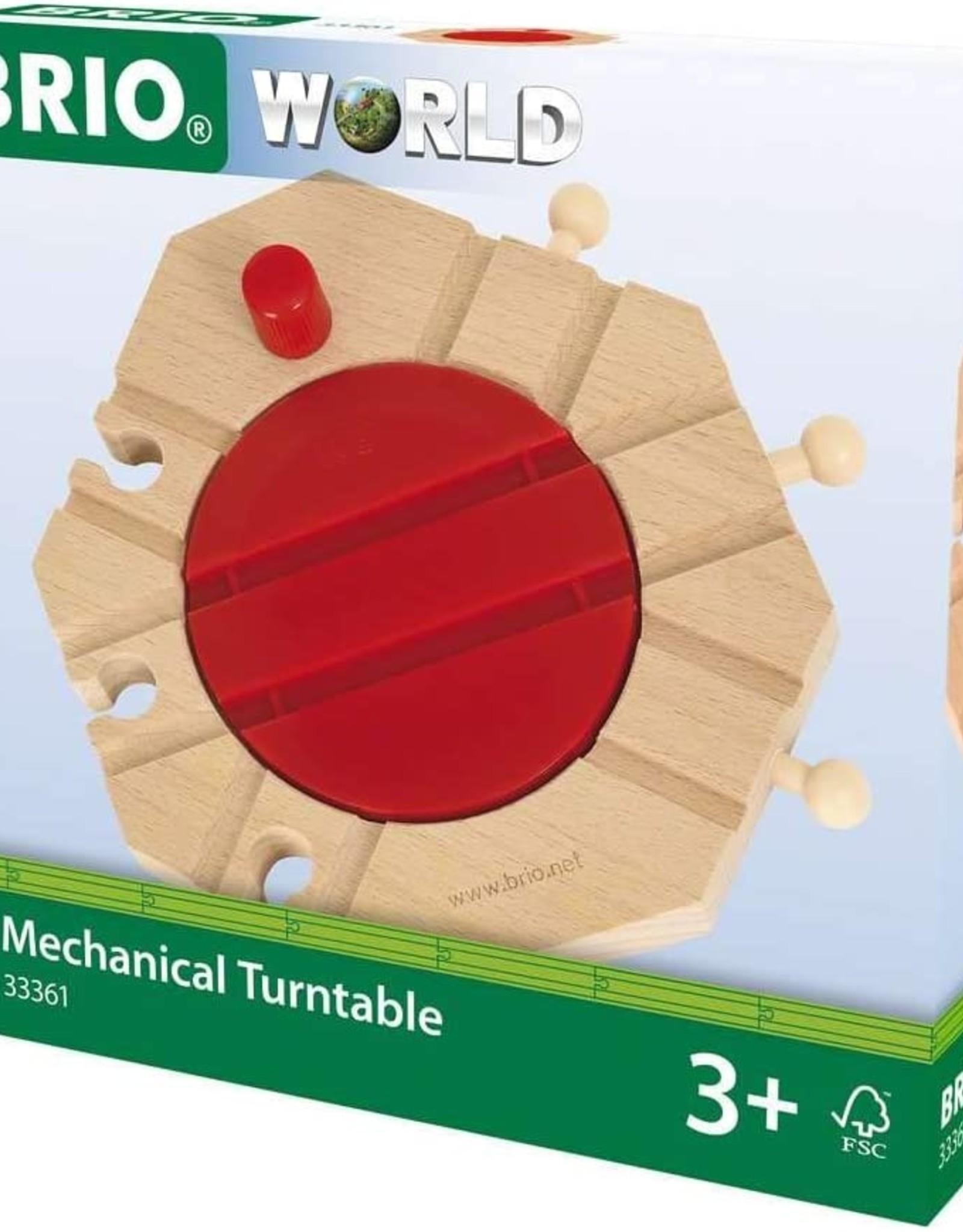 Brio BRIO Mechanical Turntable