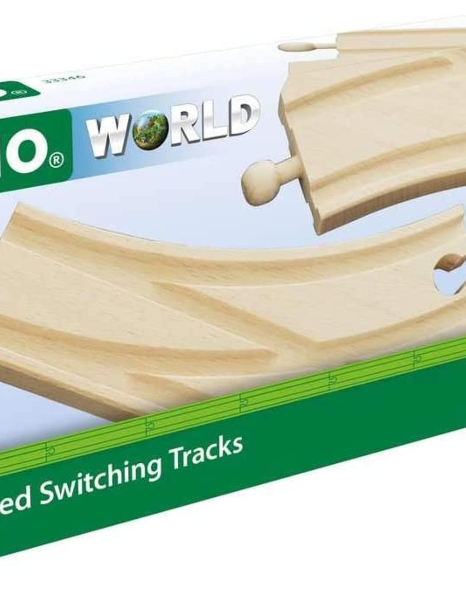 Brio BRIO Curved Switching Track