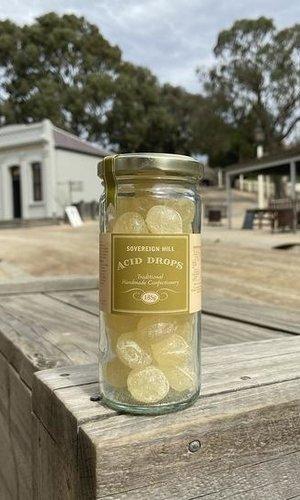 Sh Sweets Acid Drops 185g