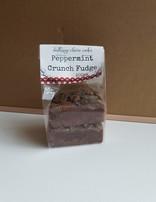 Homemade Peppermint Crunch Fudge 200g