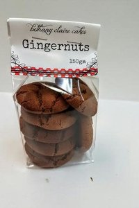 Homemade Gingernuts 150g