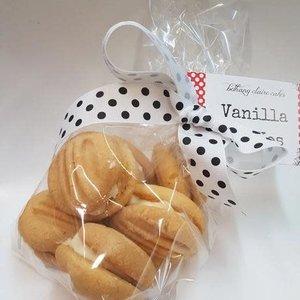 Homemade vanilla Yoyos 6pk Bethany Claire