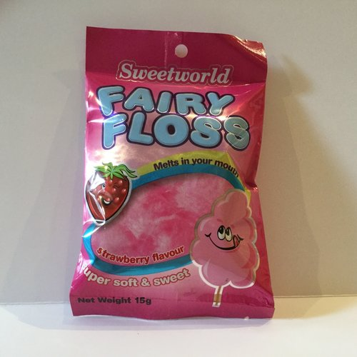 Sweetworld Fairy Floss / 15g