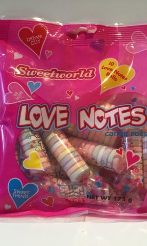 Sweetworld Love Notes / 175g