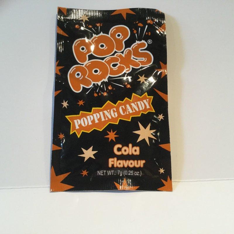 Pop Rocks - Cola / 7g (in Cdu)