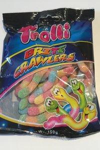Trolli Britecrawlers / 150g