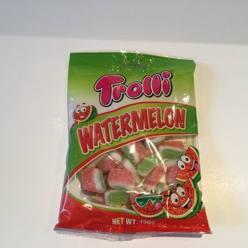 Trolli Watermelow Slices Sfp / 150g