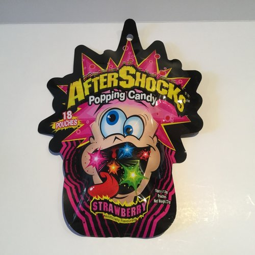 Universal Candy Aftershocks / 18pk x 1.5g