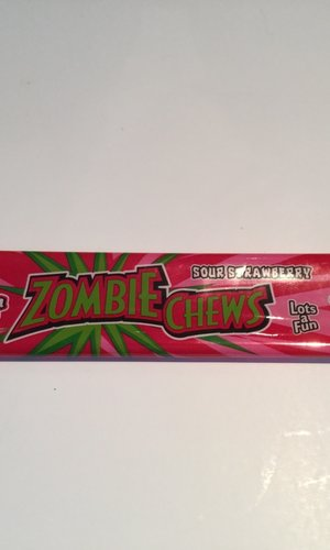 Sweetmans Zombie Chews - Strawberry