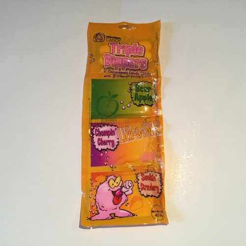 Universal Candy Triple Dippers / 42.5g
