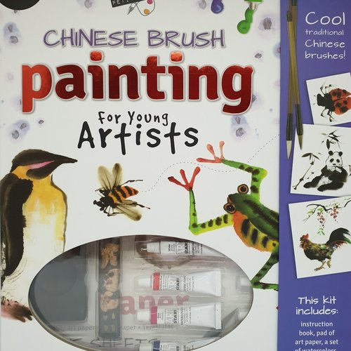 Petit Picasso- Chinese Brush