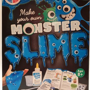 Slime Kit- Make Your Own Monster