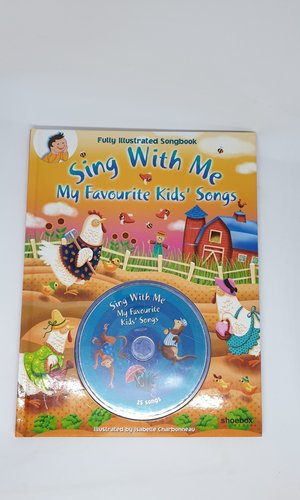 Sing With Me, Favorite Kids Songs