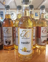 RSC Cashmere Syrup Vanilla 750ml