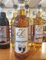 RSC Cashmere Syrup Irish Cream 750ml