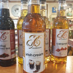RSC Cashmere Syrup Irish Cream 750ml