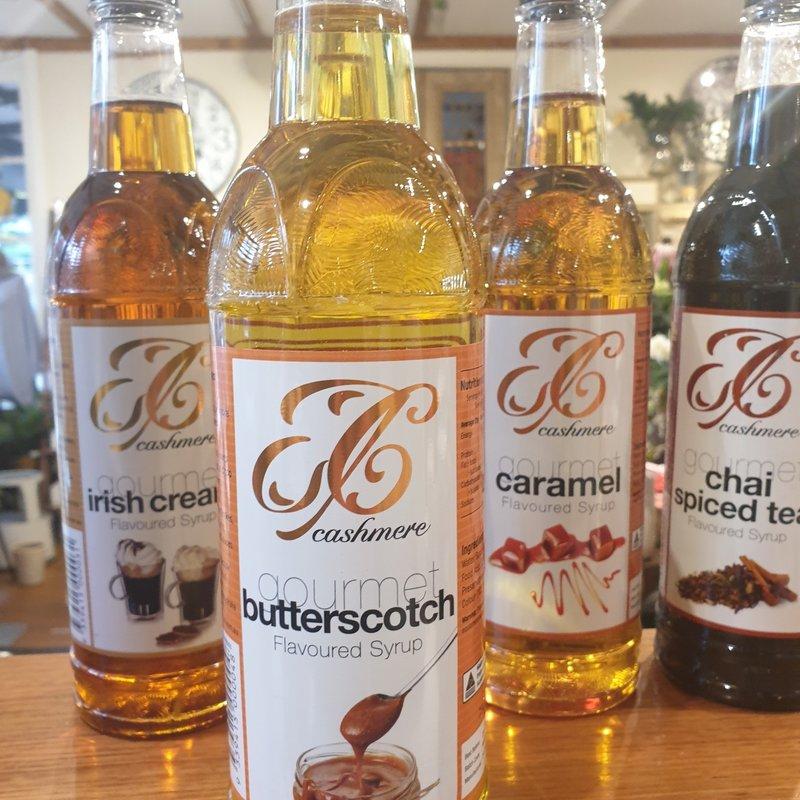 RSC Cashmere Syrup Butterscotch 750ml