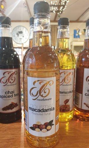 RSC Cashmere Syrup Macadamia 750ml