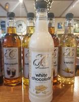 RSC Cashmere Syrup White Chocolate 750ml