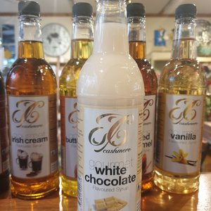 RSC Cashmere Syrup White Chocolate 750ml