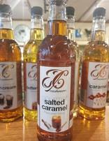 RSC Cashmere Syrup Salted Caramel 750ml