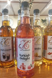 RSC Cashmere Syrup Turkish Delight 750ml