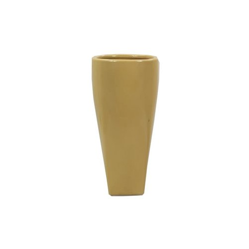 Taper Vase Ochre