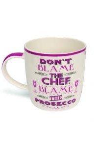 Boxe Mug- Dont Blame The Chef