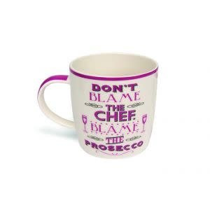 Boxe Mug- Dont Blame The Chef