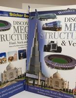 Wol Box Mega Structures  Educational Set