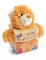 Cudly Plush Buddy Bear Hot Cold Pack