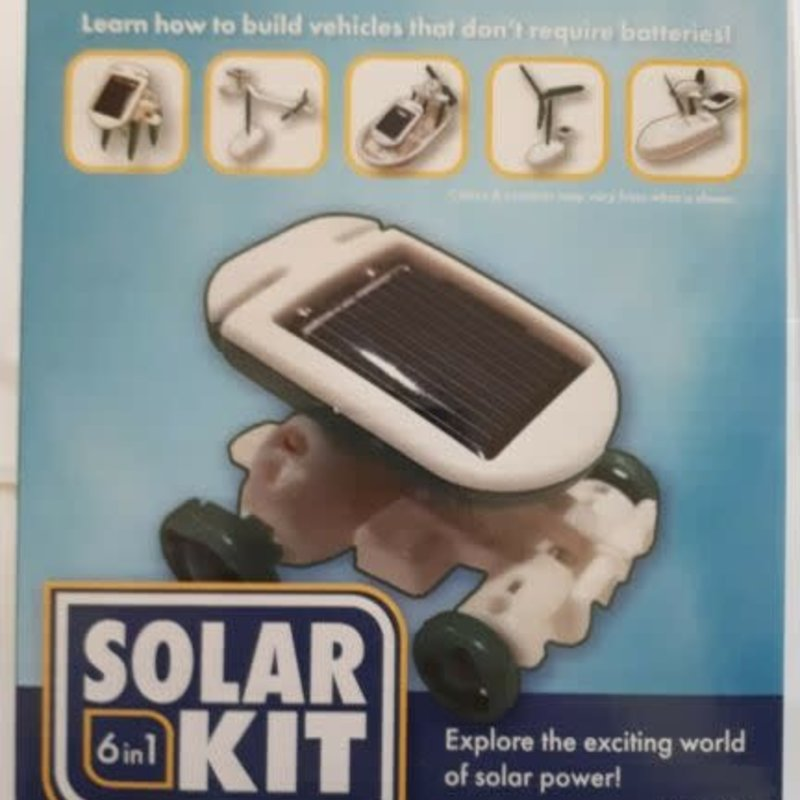 6 In 1 Solar Kit