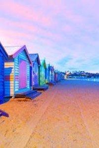 Brighton Beach Boxes Jigsaw Puzzle 1000pc